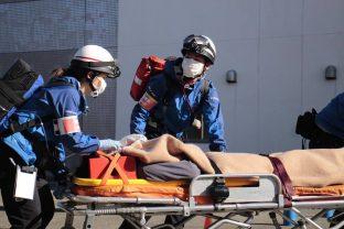 世代を担う救急救命士を育てる